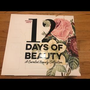 Trader Joe's 12 days of beauty NIB